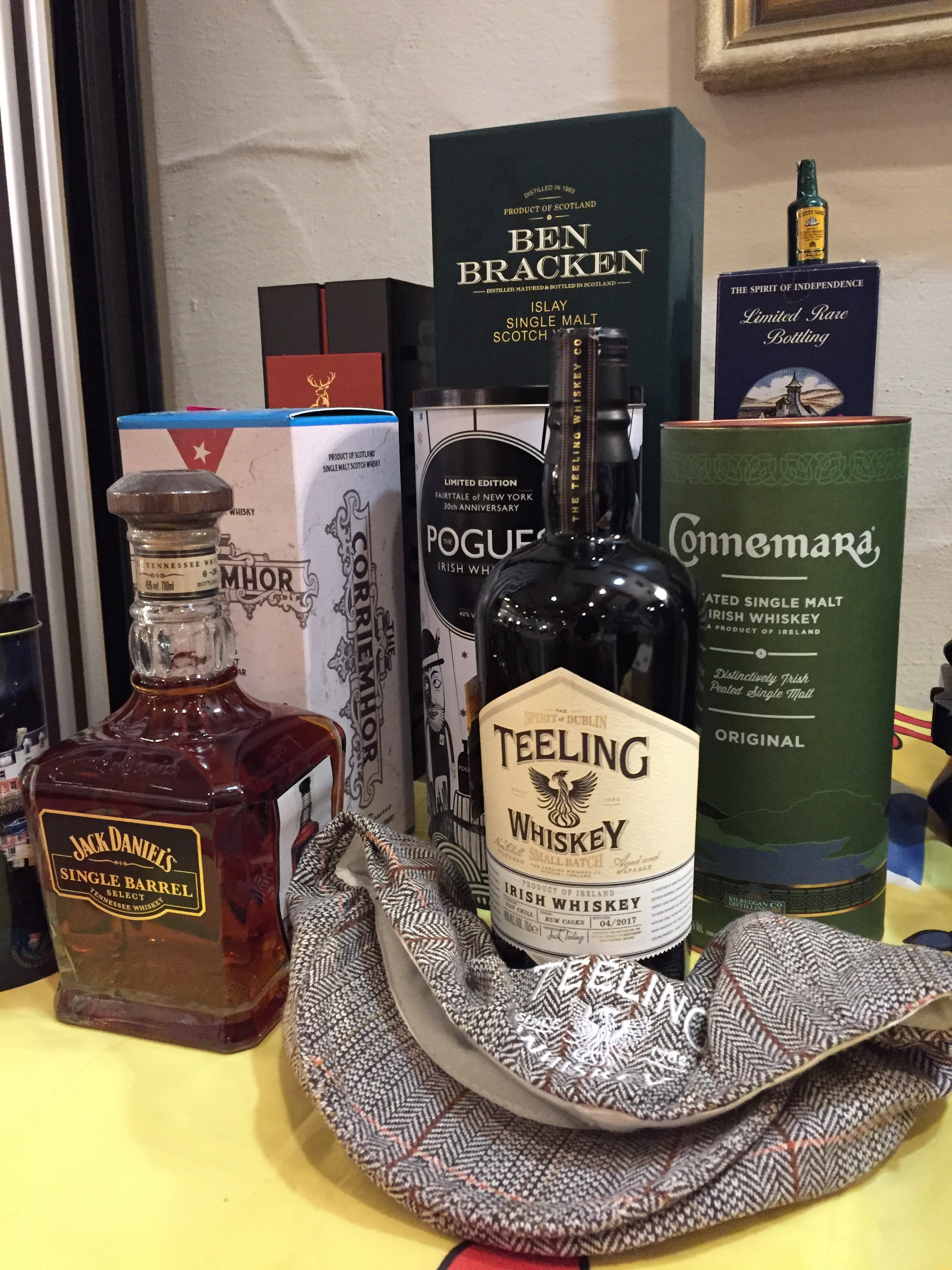 Whiskytasting 2019